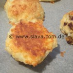 Softe Ruckzuck Käsetaler-Brötchen