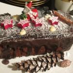 Schoko-Gewürz-Kuchen