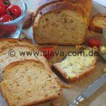 Kleines feines Zwiebel-Brot