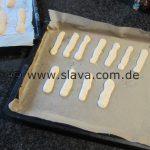 Selbstgemachte Biskotten - Löffelbiskuits