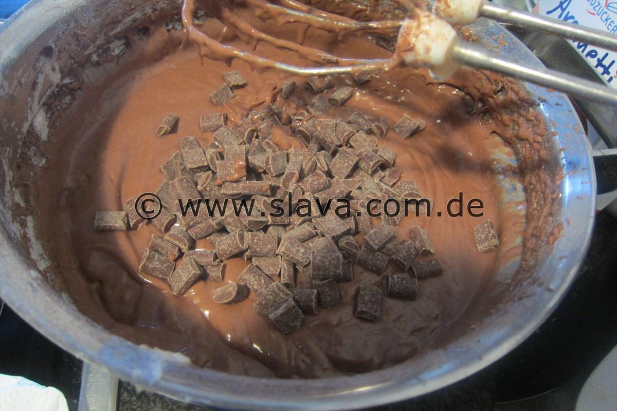 schockokuchen mit pudding