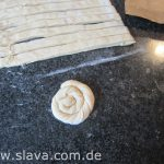 Sugar Rolls - Zuckerrollen-Schnecken