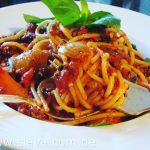 Leichte – Spaghetti Bolognese