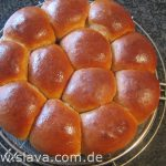 SUPER SOFTE  100%  VOLLKORN  - FLUFFIS - BRÖTCHEN