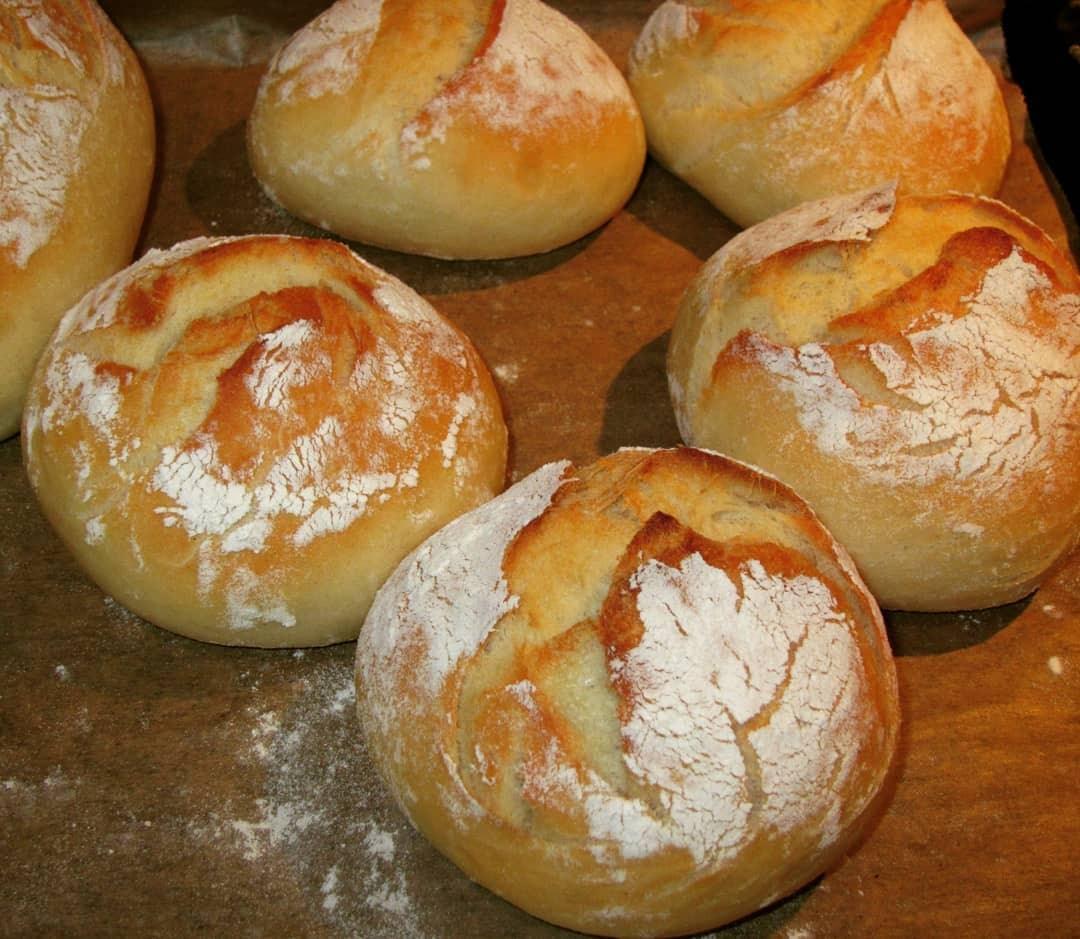 Schnelle Leckere Kartoffelbrötchen Brot Kochen Backen Leicht
