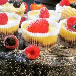 Mini Cheesecakes – MINI-KÄSEKUCHEN